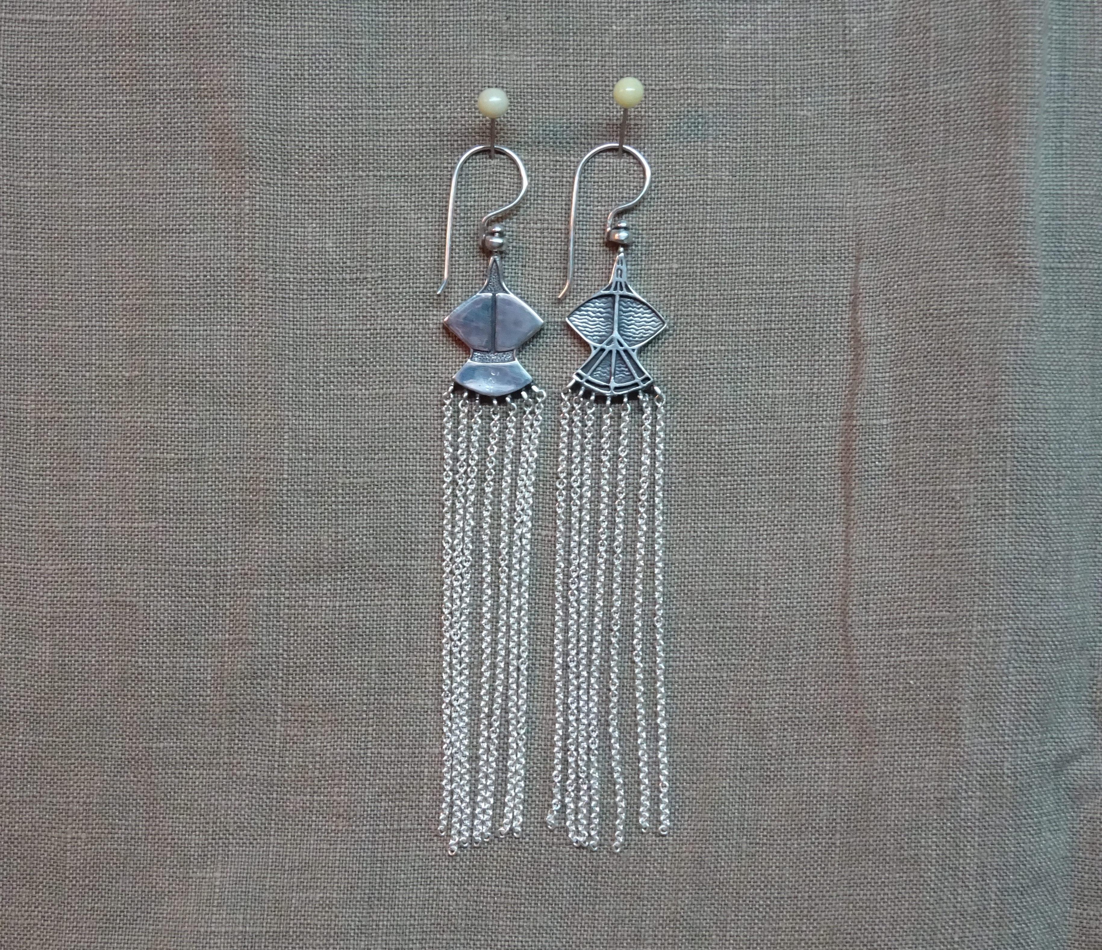 Janggan earrings