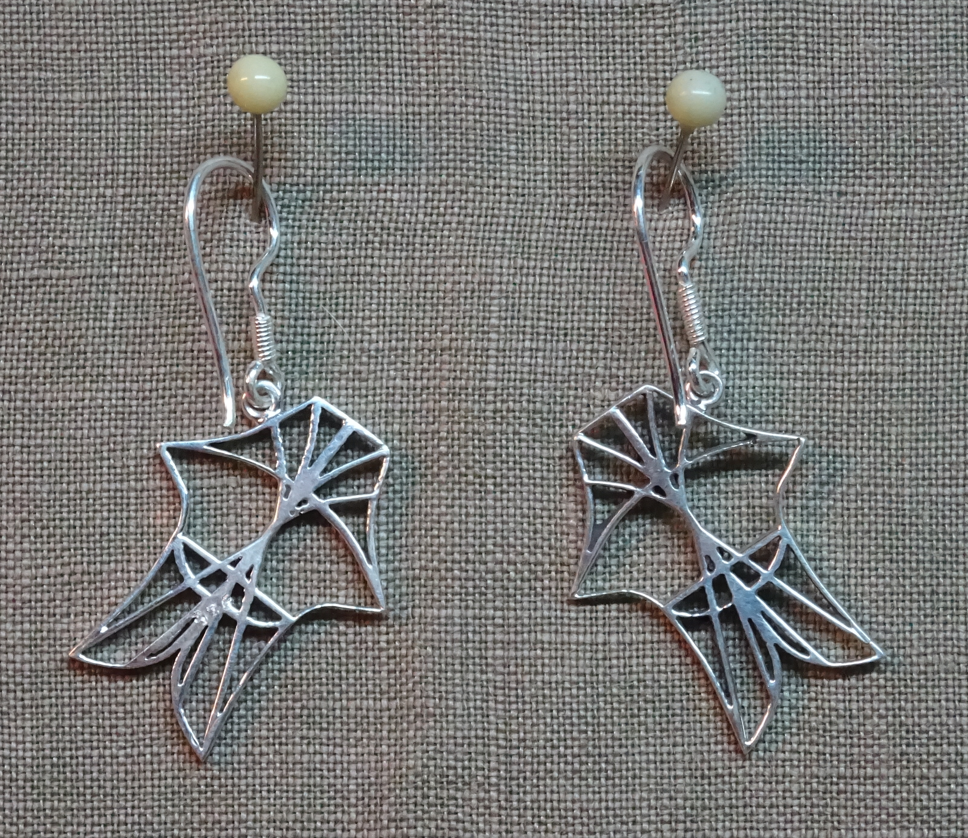 Bebean frame earring