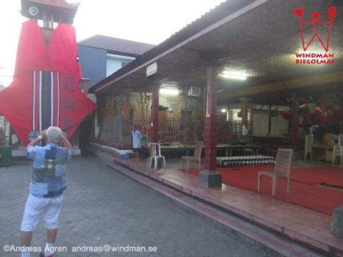 Big Bebean outside Banjar Kebonkuri Lukluk